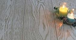 Чем покрасить деревянный пол?