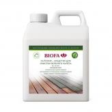 очистка древесины biofa